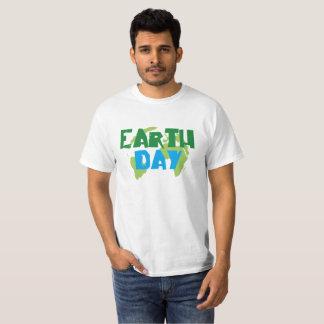 Jorddagmedvetenhet T-shirts