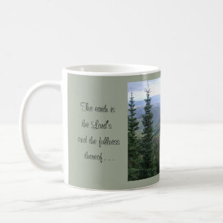 Jorden. Psalms Kaffemugg