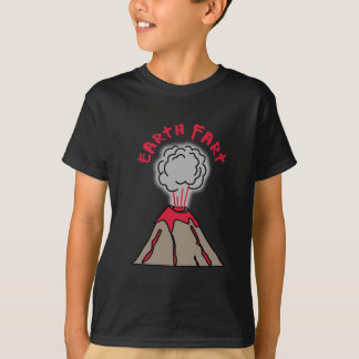 Jordfisvulkan T-shirts
