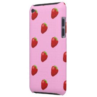 jordgubbemönsteriPod handlag knappt iPod Touch Covers