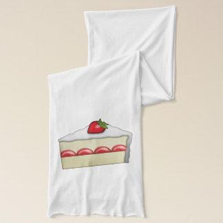 Jordgubbetårta - Emoji Halsduk