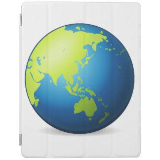 Jordjordklot Asien - Emoji iPad Skydd