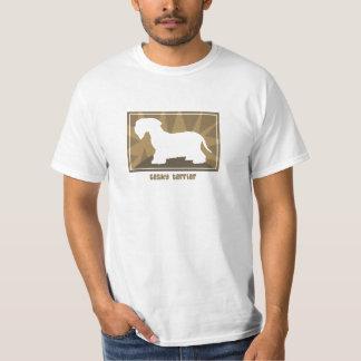 Jordnära Cesky Terrier T Shirts