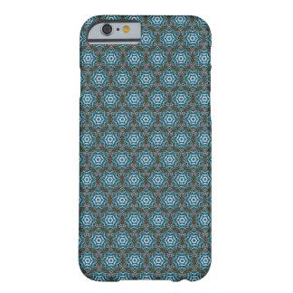Jordnärat fodral för iPhone 6 för mönster för Barely There iPhone 6 Fodral