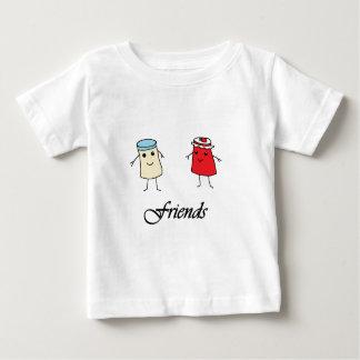 Jordnötsmör- & gelévänner t-shirts