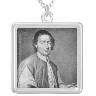 Joseph Assemani Silverpläterat Halsband