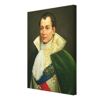 Joseph Bonaparte Canvastryck