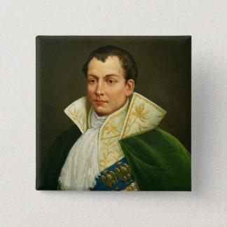 Joseph Bonaparte Standard Kanpp Fyrkantig 5.1 Cm