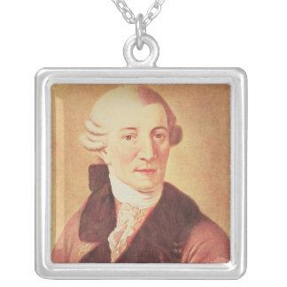 Joseph Haydn Silverpläterat Halsband