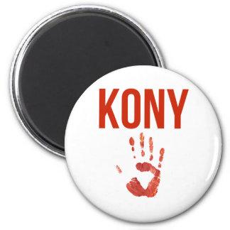 "Joseph Kony 2012 - ""blodigt räcka"" Merchandise Kylskåps Magneter"