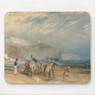 Joseph Mallord William turner - Folkestone hamn Musmatta