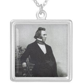 Joseph Paxton Silverpläterat Halsband
