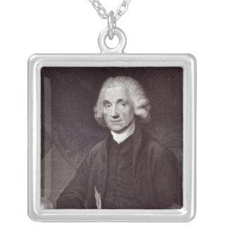 Joseph Priestley Silverpläterat Halsband