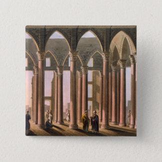 Josephs Hall i slottet av Cairo, pläterar 31 för Standard Kanpp Fyrkantig 5.1 Cm