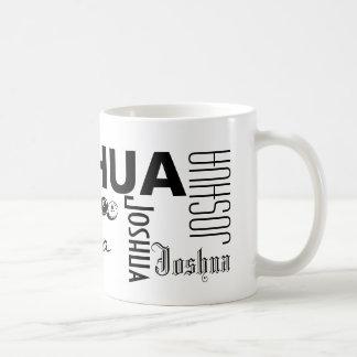 JOSHUA - personifiera muggen Kaffemugg