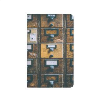 journal för vintagebibliotekariekula