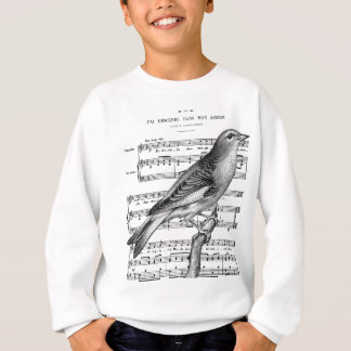 JPGfågelfransk 1394 Song.jpg T-shirt