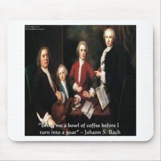 JS Bach grafiska & roliga Musmatta