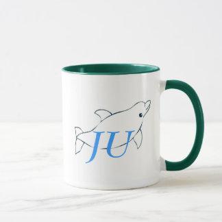 JU-delfinmugg för vänsterhänt Mugg