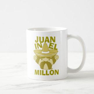 Juan i El miljon Kaffemugg