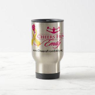 Jubel från den Emily travel mug Resemugg