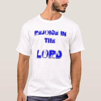Jubla i, LORD T-shirt