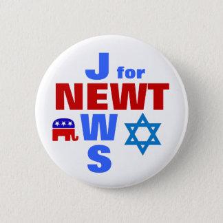Judar för Newt Standard Knapp Rund 5.7 Cm