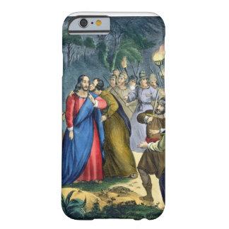 Judas förråder hans ledar-, från en bibel som by barely there iPhone 6 fodral