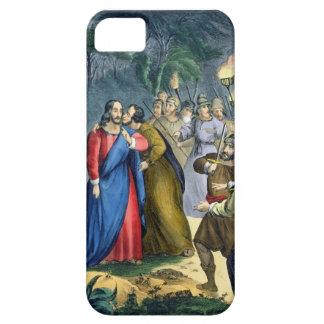 Judas förråder hans ledar-, från en bibel som by iPhone 5 Case-Mate fodraler