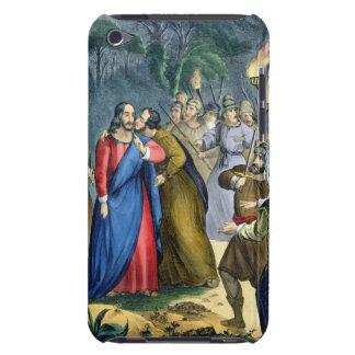 Judas förråder hans ledar-, från en bibel som by s iPod touch överdrag