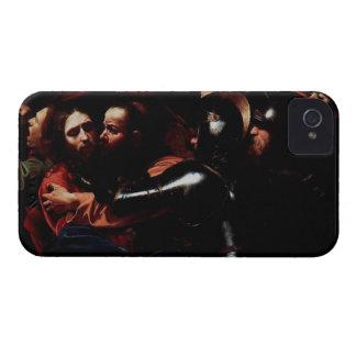 Judas Iscariot förråder Jesus iPhone 4 Cover