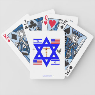 JUDEO-kristen Spelkort