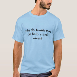 Judisk manar och giftermål t shirt