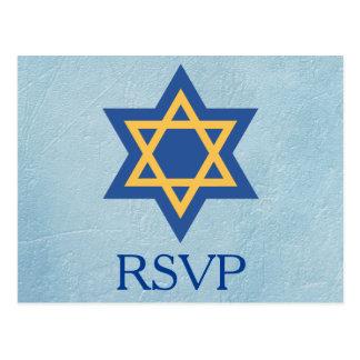 Judisk OSA Vykort