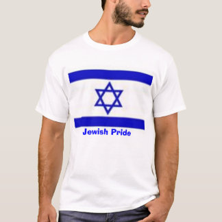 Judisk pride t shirts