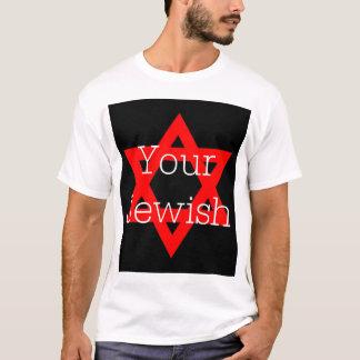 Judisk Shirt2 Tröja