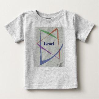 Judisk skjorta för designbaby T Tee