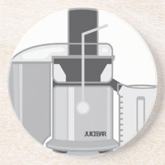 Juicervektor Underlägg Sandsten