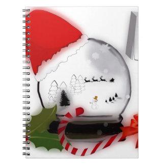 Jul Anteckningsbok