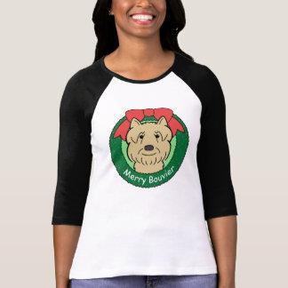 Jul för Bouvier Des Flandres Tee Shirt