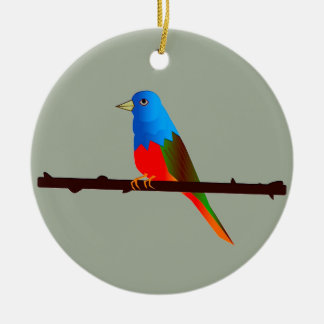 Jul för målningBuntingkonst/helgdagprydnad Julgransprydnad Keramik