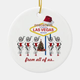 Jul från allihop…, Showgirlsprydnad Jul Dekorationer