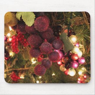 Jul helgdagar, dekoration musmatta