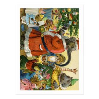 Jul i djurt land