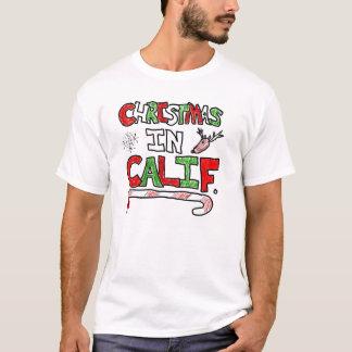 Jul i Kalifornien T-shirt