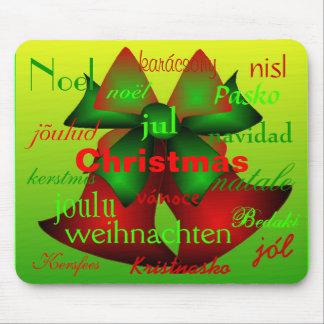 Jul Klockor från värld runt
