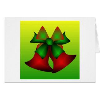 Jul Klockor III Hälsningskort