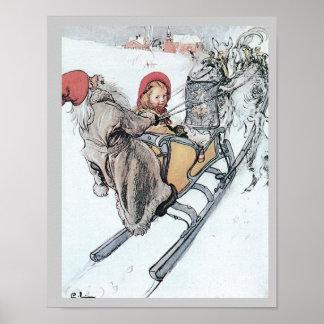 Jul Nisse och Kirsti Affischer