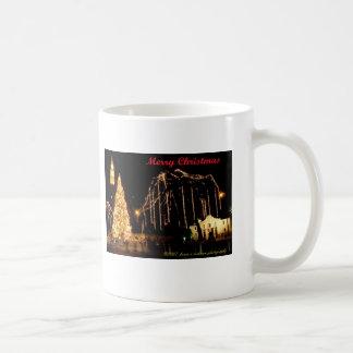 Jul på Alamoen Kaffemugg
