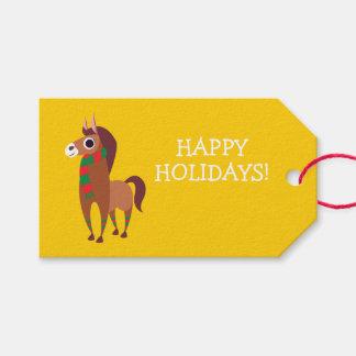 Jul Zora hästen Presentetikett